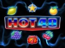 hot-40 logo