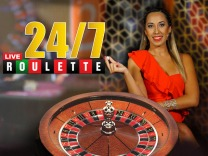 24/7 LIVE Roulette