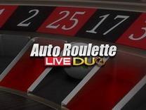 Duo Live Auto Roulette
