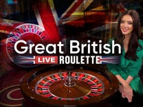 Great British LIVE Roulette