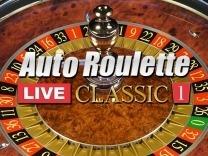 Auto Roulette LIVE Classic 1