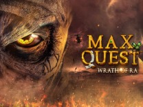 max-quest-wrath-of-ra logo