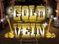 gold-vein logo