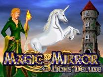 Magic Mirror Three Lions Deluxe