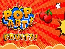 Pop Art Fruits