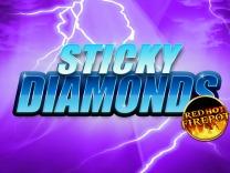 Sticky Diamonds Red Hot Firepot HTML5