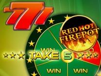 Take 5 Red Hot Firepot HTML5