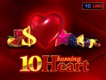 10 Burning Heart