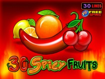 30 Spicy Fruits