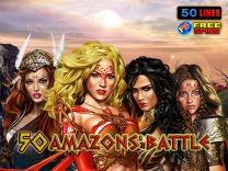 50 Amazons' Battle