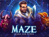 maze-desire-for-power logo