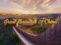 Great Beauties of China