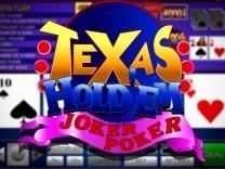 Texas Hold'em Joker Poker