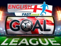 English Fast League Football Match
