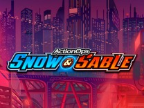 action-ops-snow-sable logo