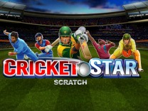 cricket-star-scratch logo