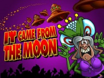 It Came from the Moon Pull Tab