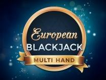 Multihand European Blackjack