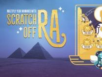Scratch off Ra