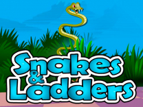 Snakes and Ladders Pull Tab