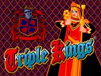 Triple Kings Pull Tab