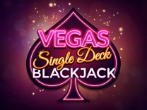 vegas-single-deck-blackjack logo
