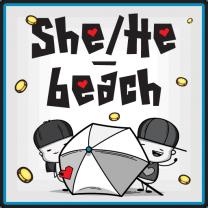 she-he_beach logo