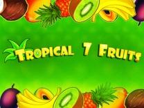 Tropical 7 Fruits