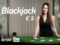 Live Blackjack 112