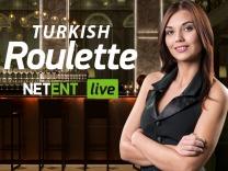 LiveCasino Dealer Roulette Turkish