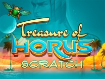 Treasure of Horus Scratch