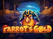 parrots-gold logo