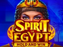 Spirit of Egypt: Hold and Win