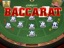 Baccarat Without Sidebets