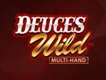 Deuces Wild (Multi-Hand)