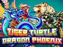 Dragon Tiger Phoenix Turtle
