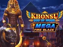 Khonsu God of Moon: Mega Fire Blaze