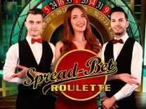 Spread-Bet Roulette