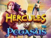 Hercules end Pegasus