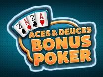 ACES & DEUCES BONUS POKER