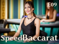Speed Baccarat E09