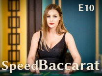 Speed Baccarat E10