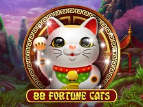 88-fortune-cats logo