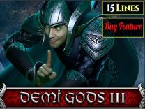 Demi Gods III – 15 Lines Edition