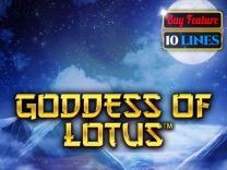 Goddess Of Lotus – 10 Lines