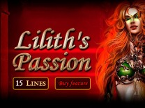 Lilith's Passion – Buy Feature – 15 Lines