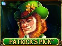 Patrick's Pick (Scratch Card)