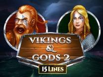Vikings & Gods II 15 Lines