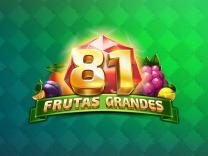 81 Frutas Grandes
