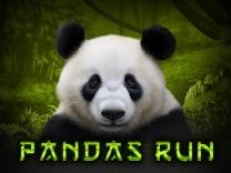 pandas-run logo